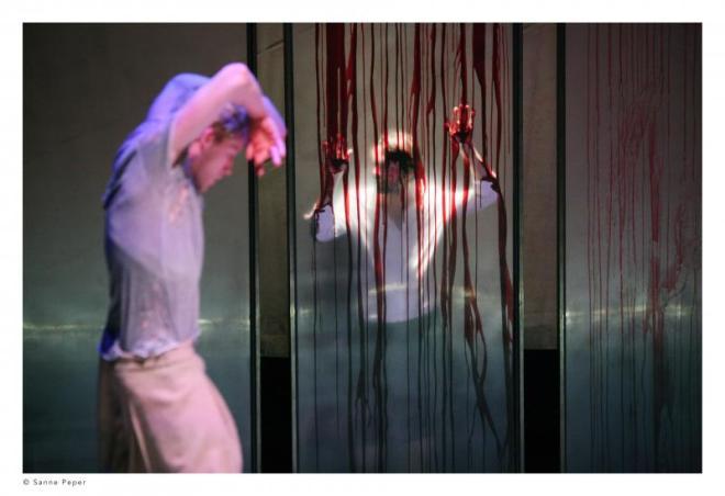 Macbeth door Sanne Peper