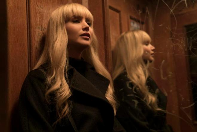Red Sparrow Cinesalon