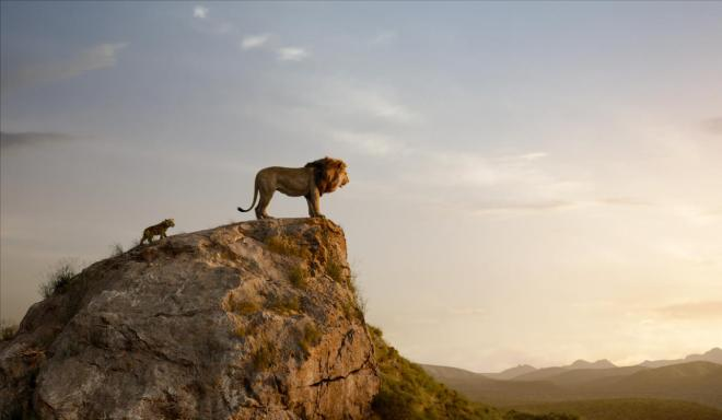 THE LION KING © 2019 Disney Enterprises, Inc. All Rights Reserved.